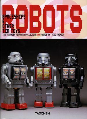Robots: Spaceships & other tin toys
