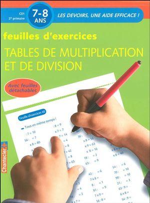 Tables de division imprimer search results calendar 2015 - Table de division a imprimer ...
