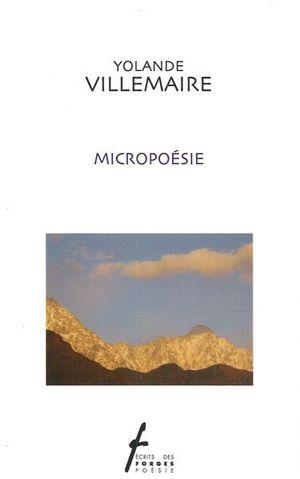 Micropoésie