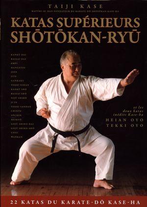 Les Katas supérieurs du shotokan-ryu  N.E.