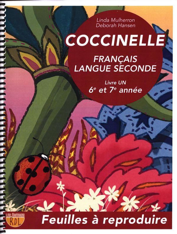 Francais Langue Seconde Livre Un 6e Et 7e Annee En Fls