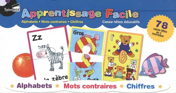 Apprentissages faciles