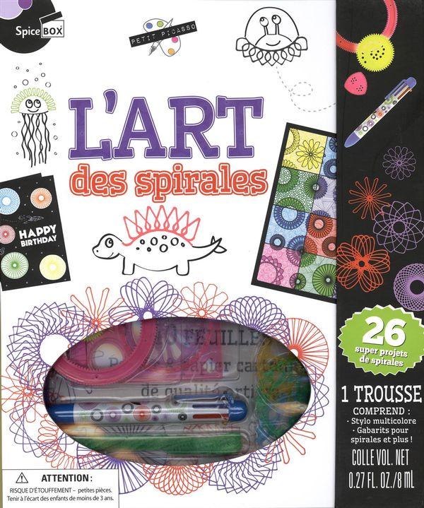 L'art des spirales
