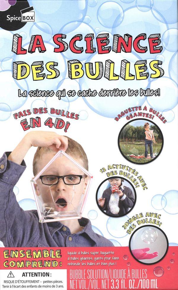 La science des bulles