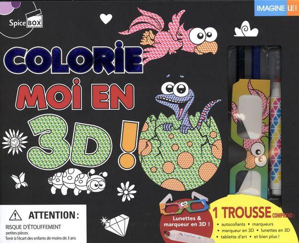 Colorie moi 3D!