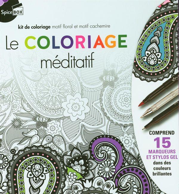 Le coloriage méditatif