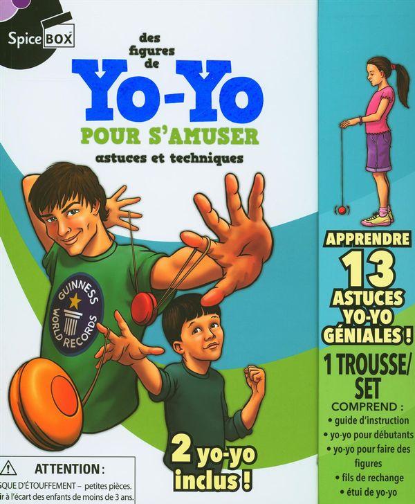 Des figures de Yo-Yo pour s'amuser