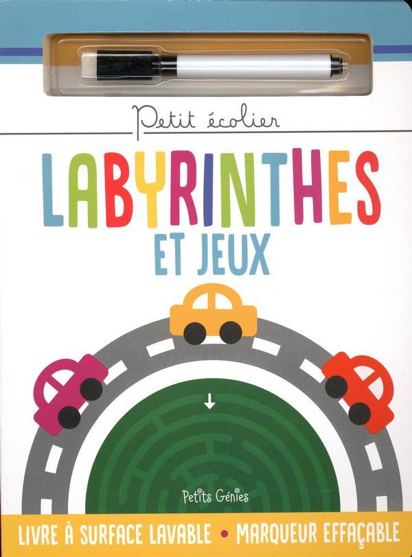 Labyrinthes et jeux