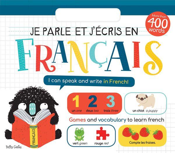 Je parle et j'écris en français