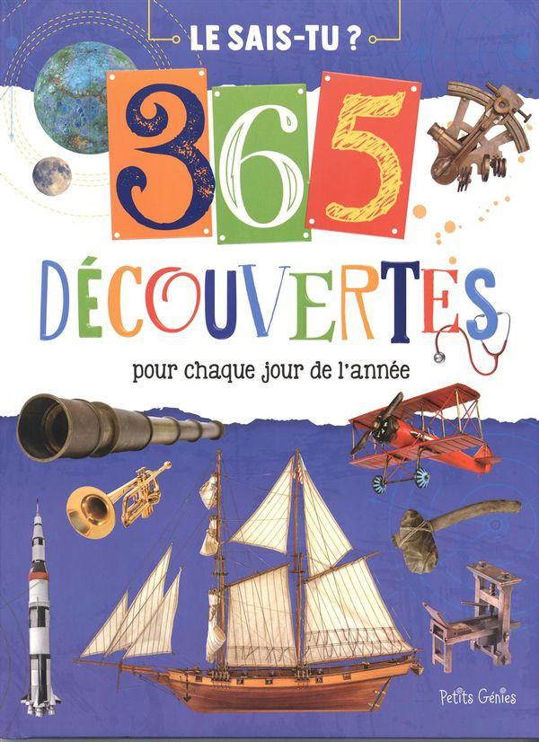 365 découvertes pour chaque jour de l'année