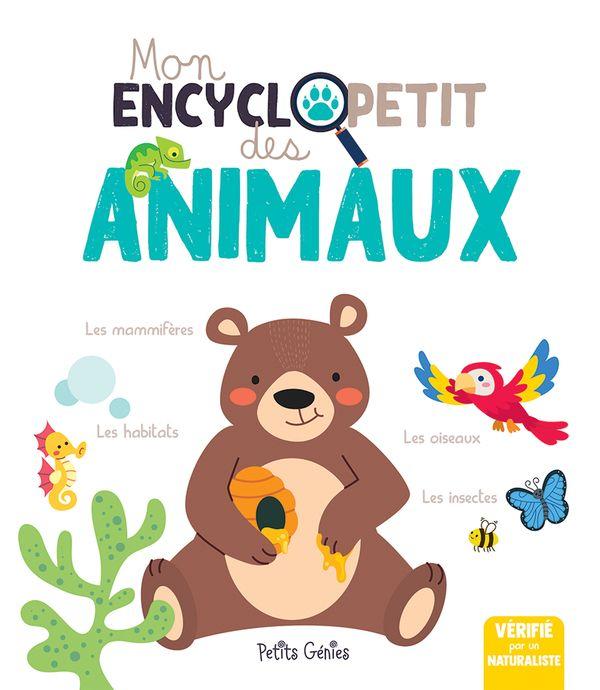 Mon encyclopetit des animaux