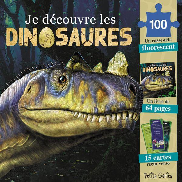 Les dinosaures - Je découvre