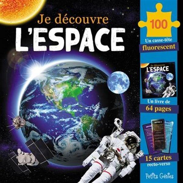 L'espace - Je découvre