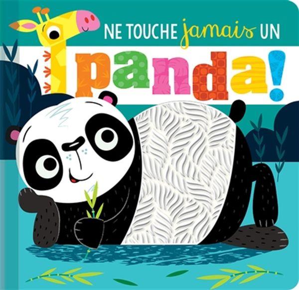 Ne touche jamais un panda!