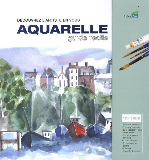 Aquarelle guide facile