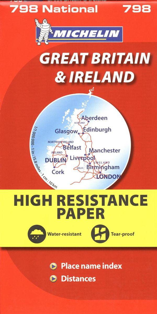 Great Britain & Ireland Indéchirable
