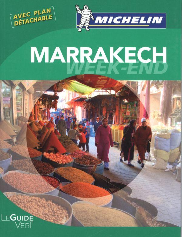 Marrakech - Guide vert W-E-
