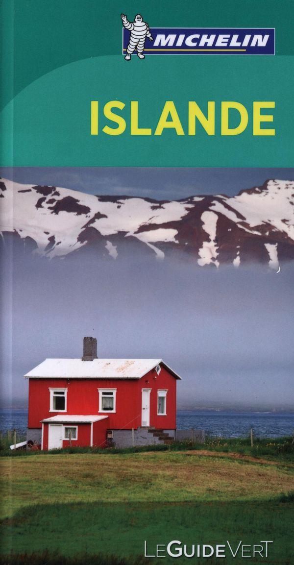 Islande - Guide vert N.E.