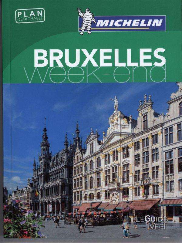 Bruxelles - Guide vert Week-end N.E.
