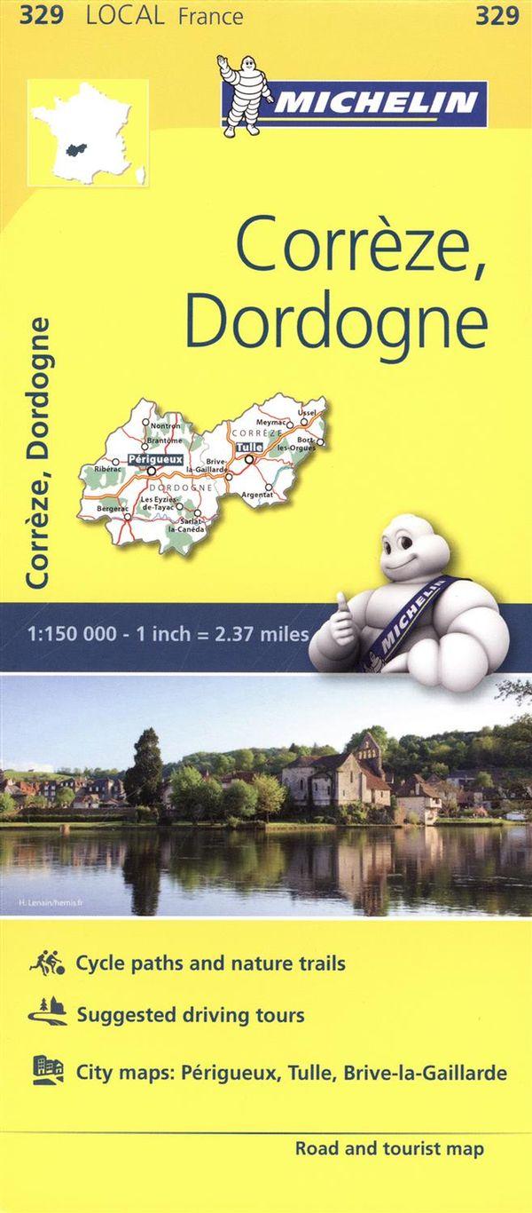 Corrèze, Dordogne