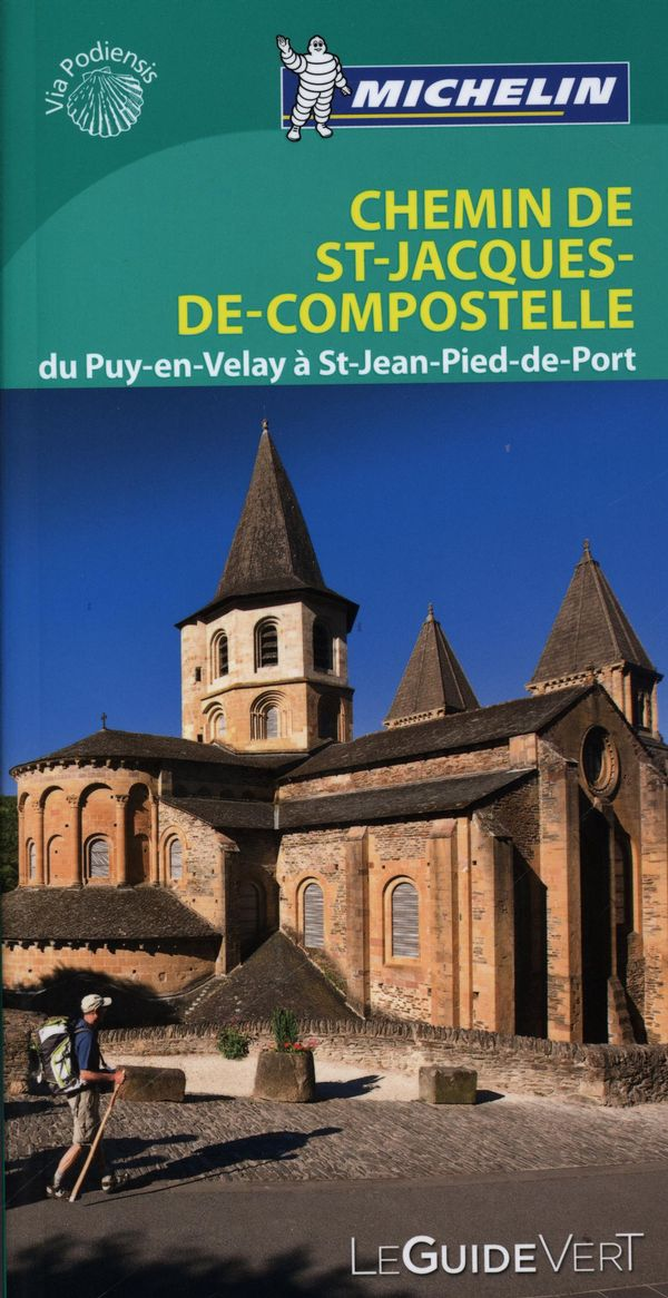 Chemin de st jacques de compostelle du puy en velay st jean pied de port distribution prologue - Saint jean de pied de port compostelle ...