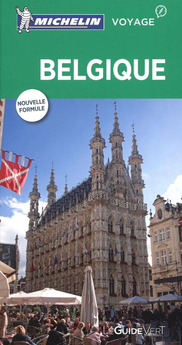 Belgique - Guide vert