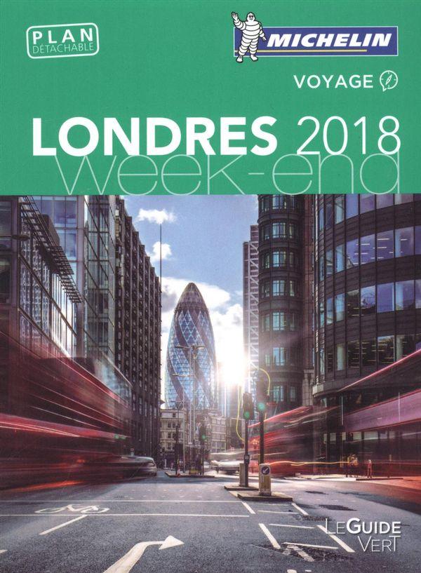Londres 2018 - Guide vert Week-end