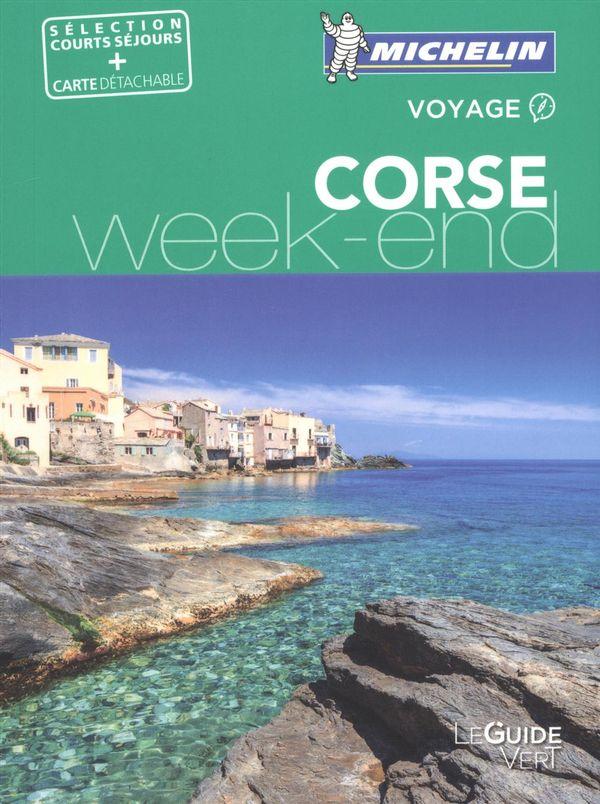 Corse - Guide vert Week-end