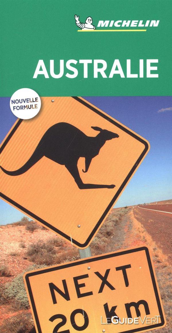 Australie - Guide vert
