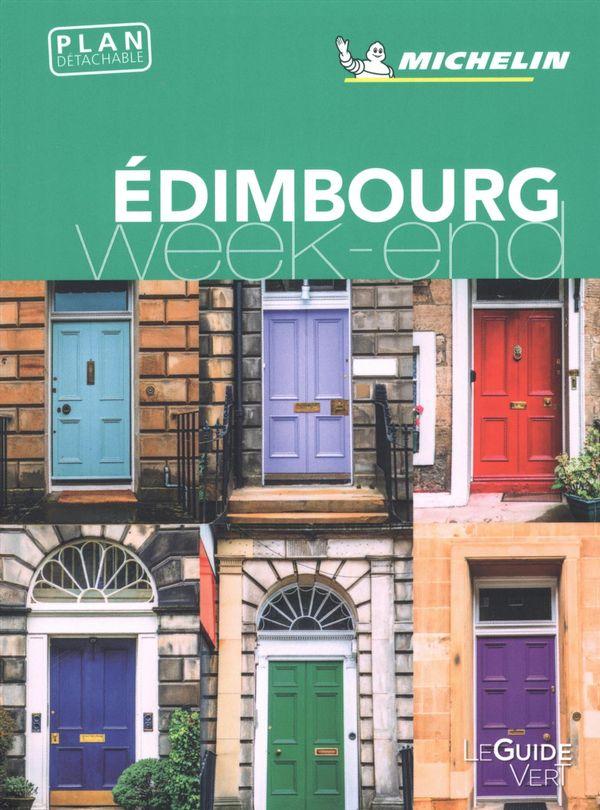 Édimbourg Guide vert Week-end