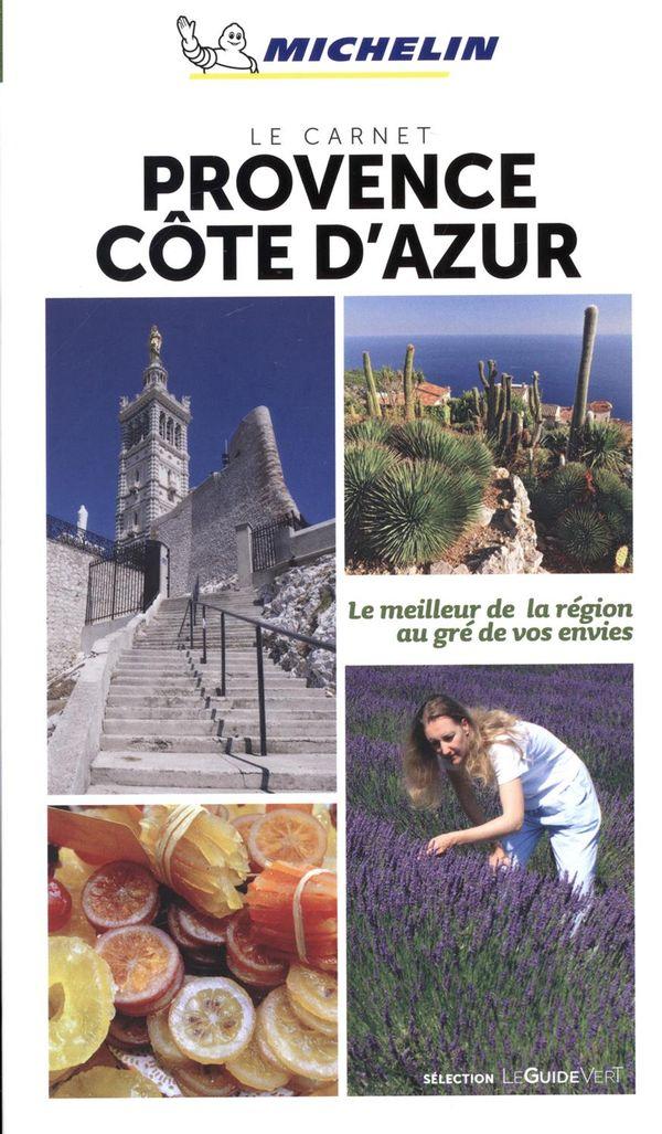 Le carnet : Provence Côte d'Azur