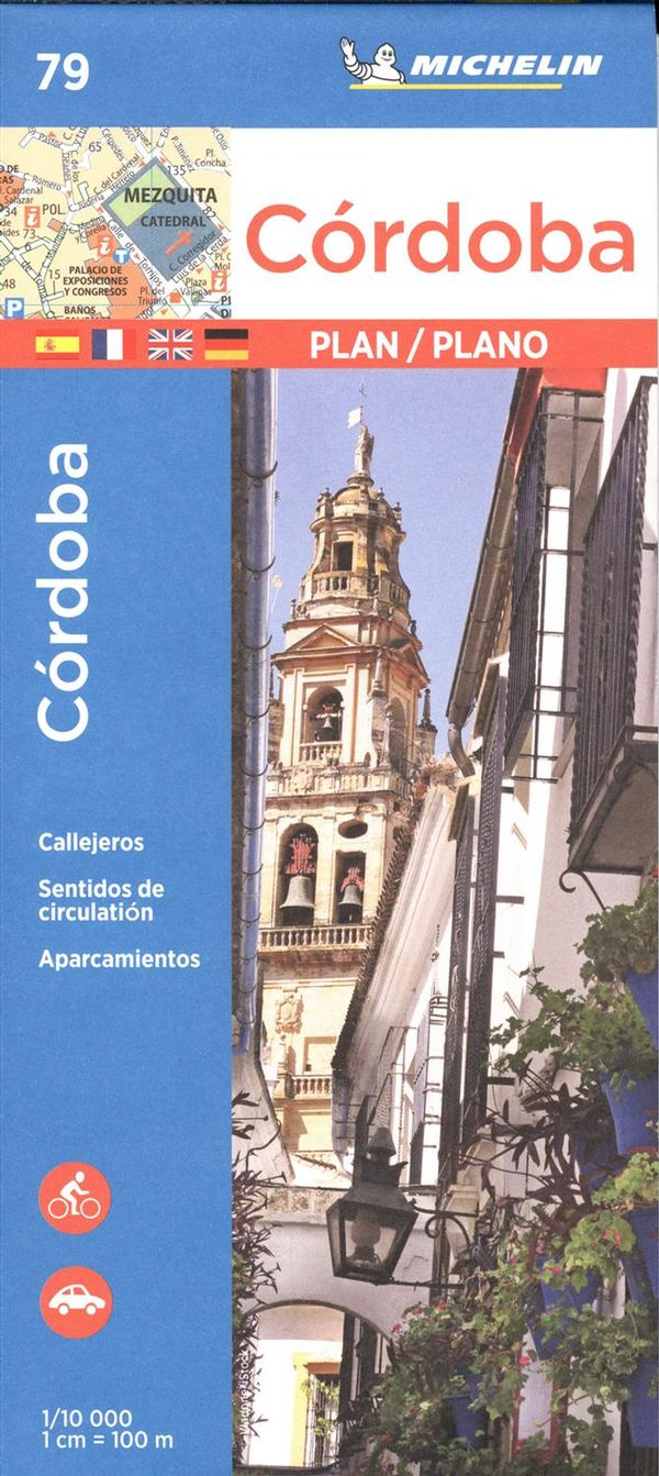 Cordoba 79 - Carte ville local