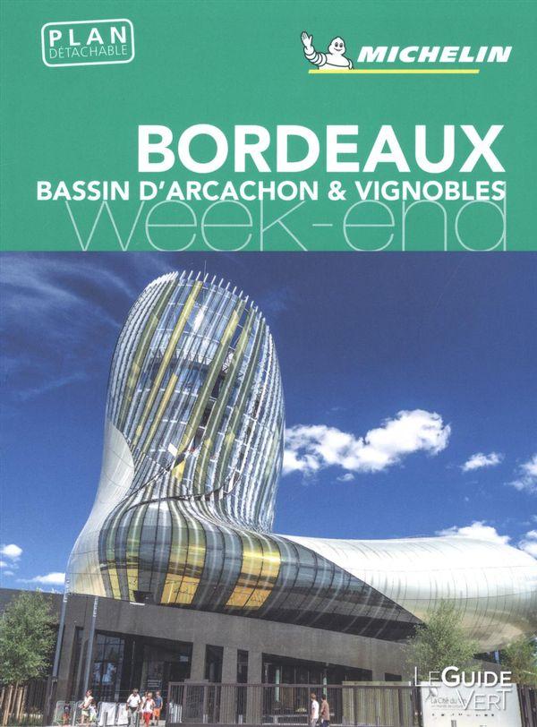Bordeaux Guide vert Week-end