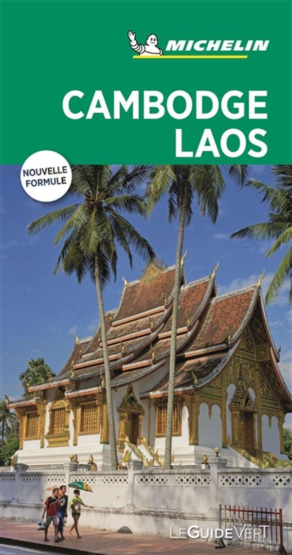 Cambodge Laos - Guide vert