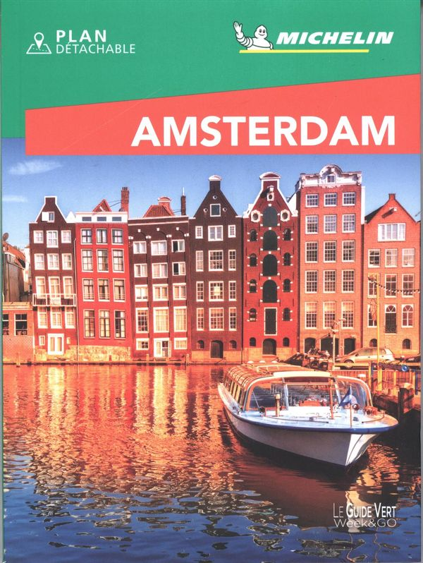 Amsterdam - Guide Vert Week-end