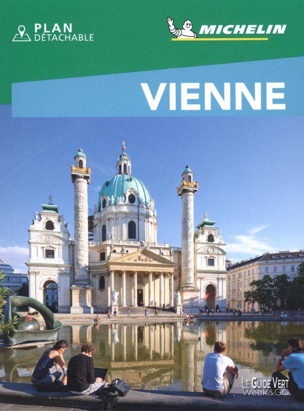 Vienne - Guide Vert Week-end