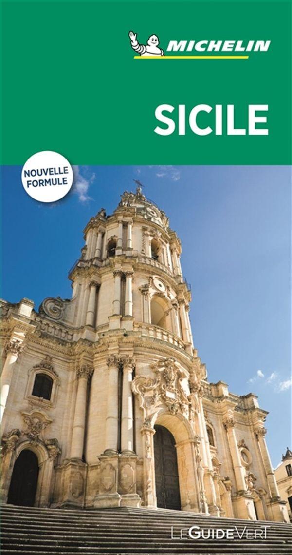 Sicile - Guide Vert
