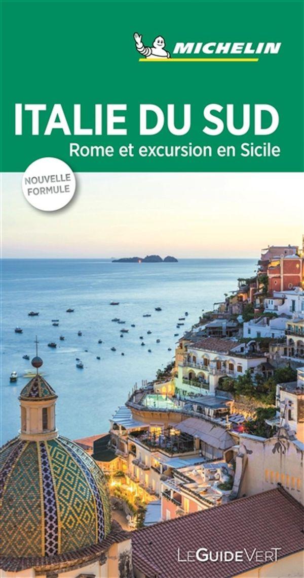 Italie du Sud - Guide Vert