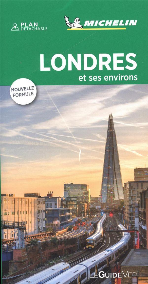 Londres et ses environs - Guide Vert