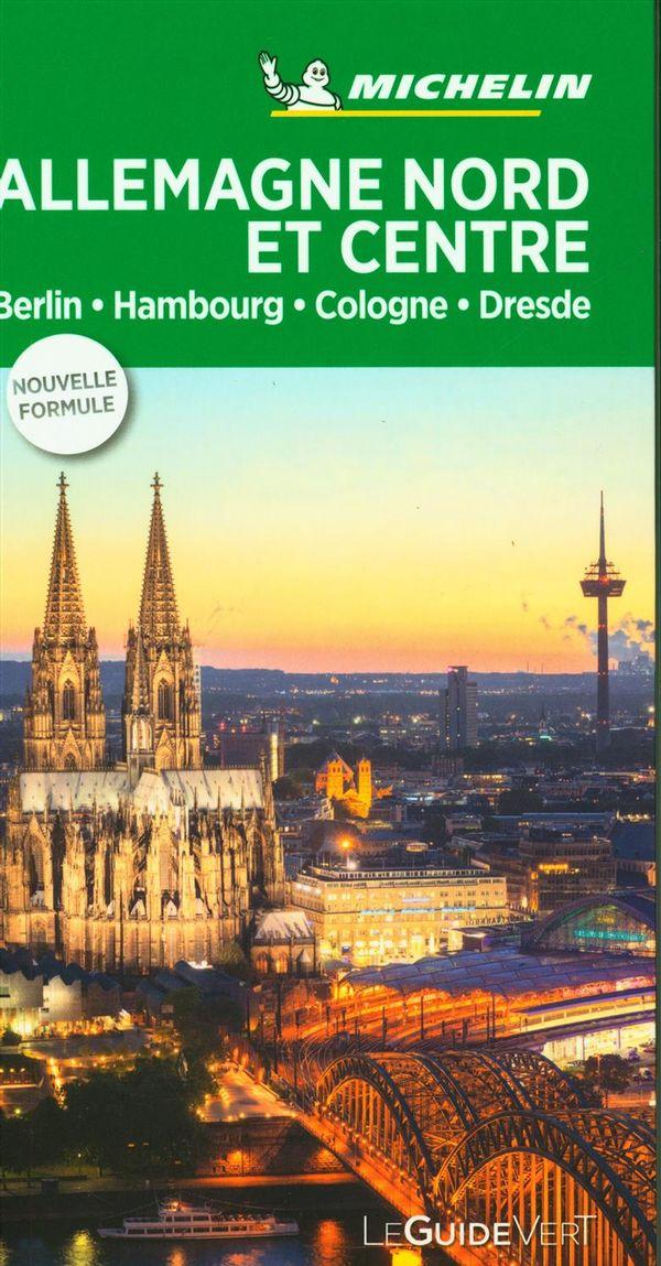 Allemagne nord et centre - Guide Vert