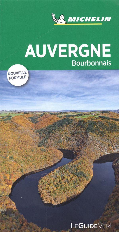 Auvergne - Guide Vert