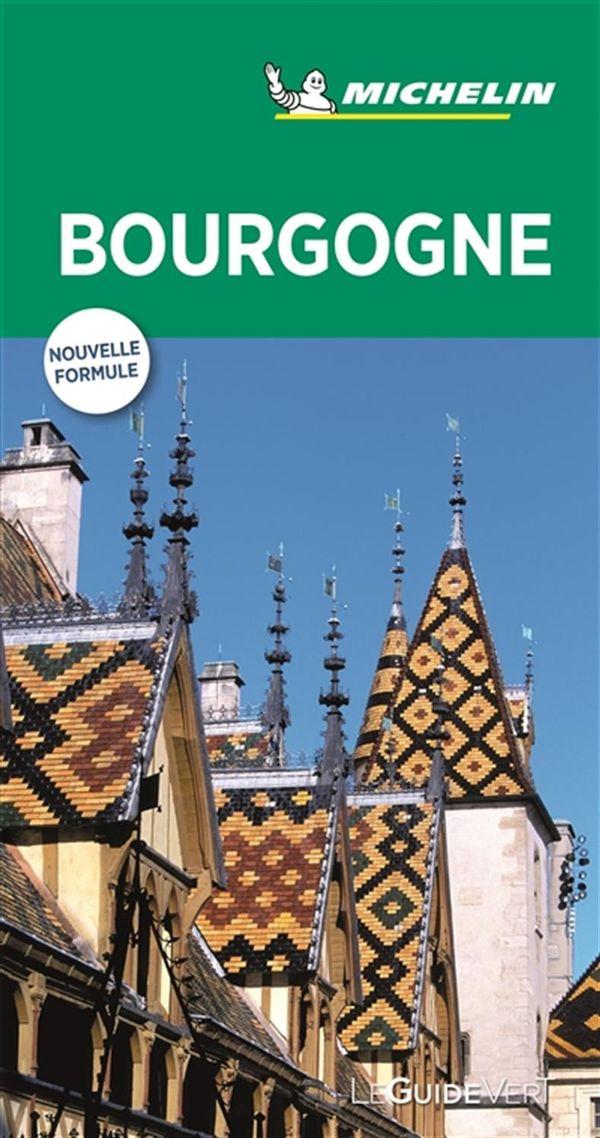Bourgogne - Guide Vert