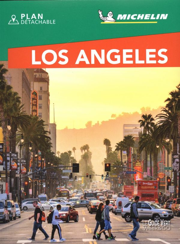 Los Angeles - Guide Vert Week end