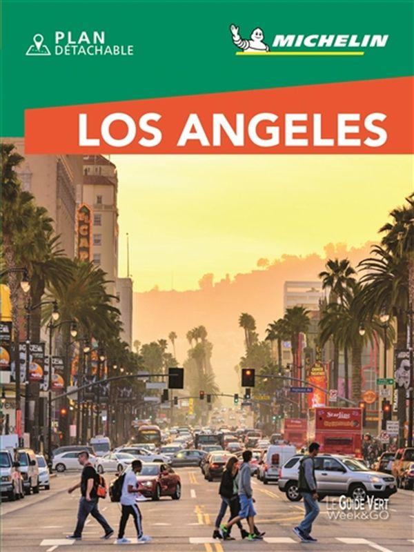 Los Angeles - Guide Vert Week end