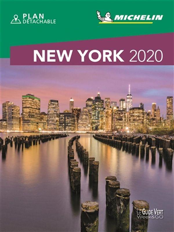 New York 2020 - Guide Vert Week end