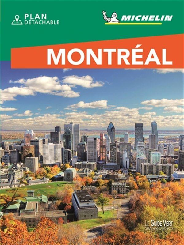 Montréal - Guide Vert Week end