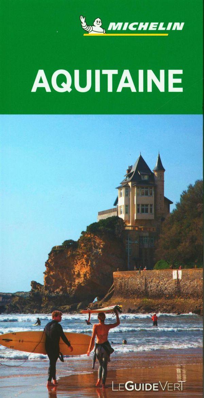 Aquitaine - Guide Vert