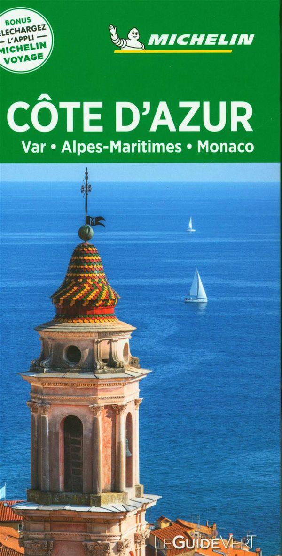 Côte d'Azur - Guide Vert