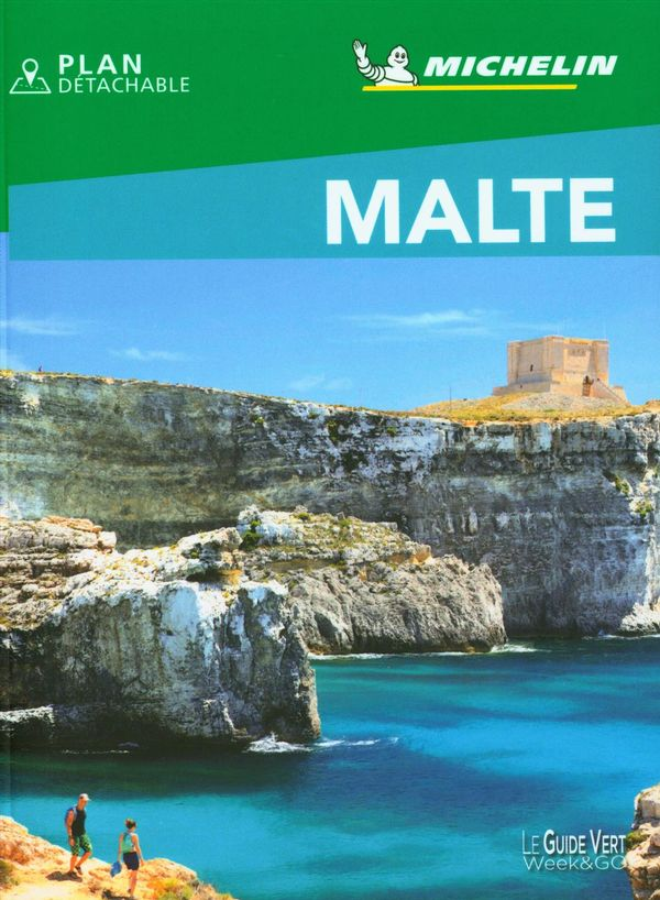 Malte - Guide Vert Week-end