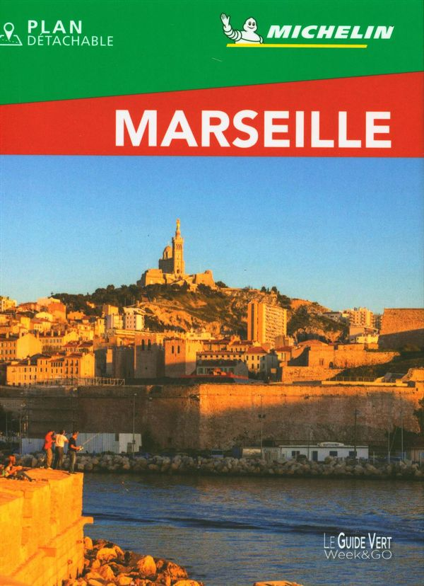 Marseille - Guide Vert Week-end